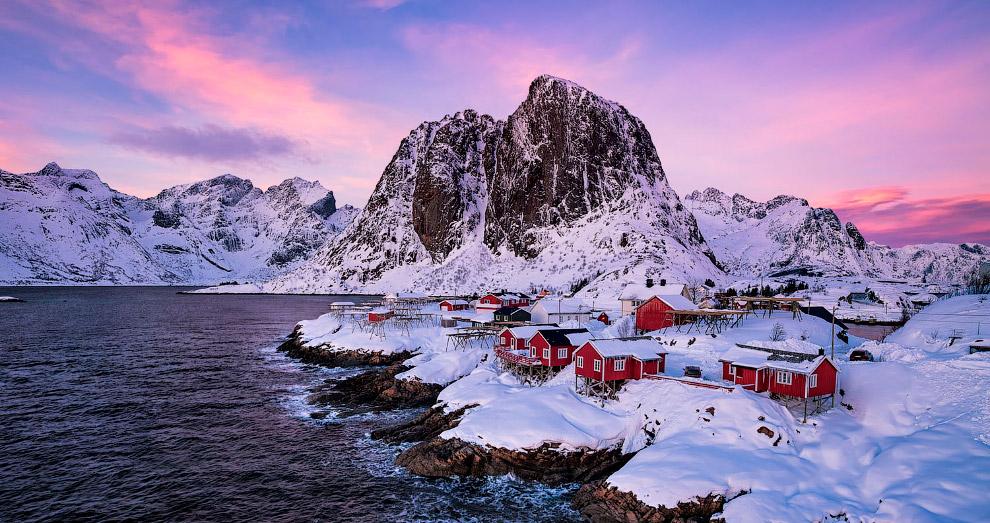Лофотенськие острова в Норвегії