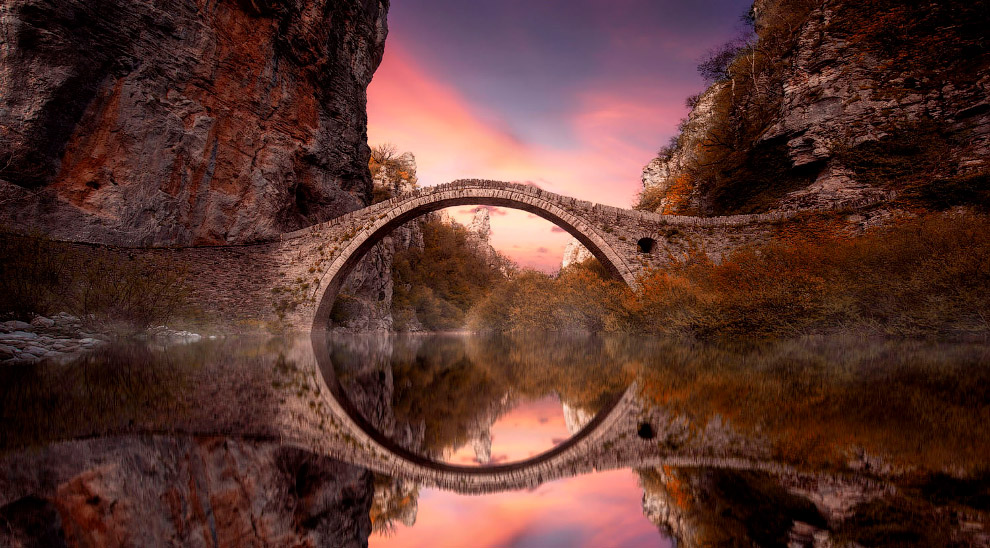 Старий кам'яний міст