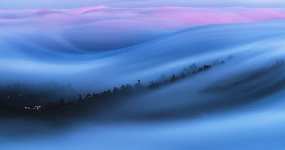 Одеяло из облаков