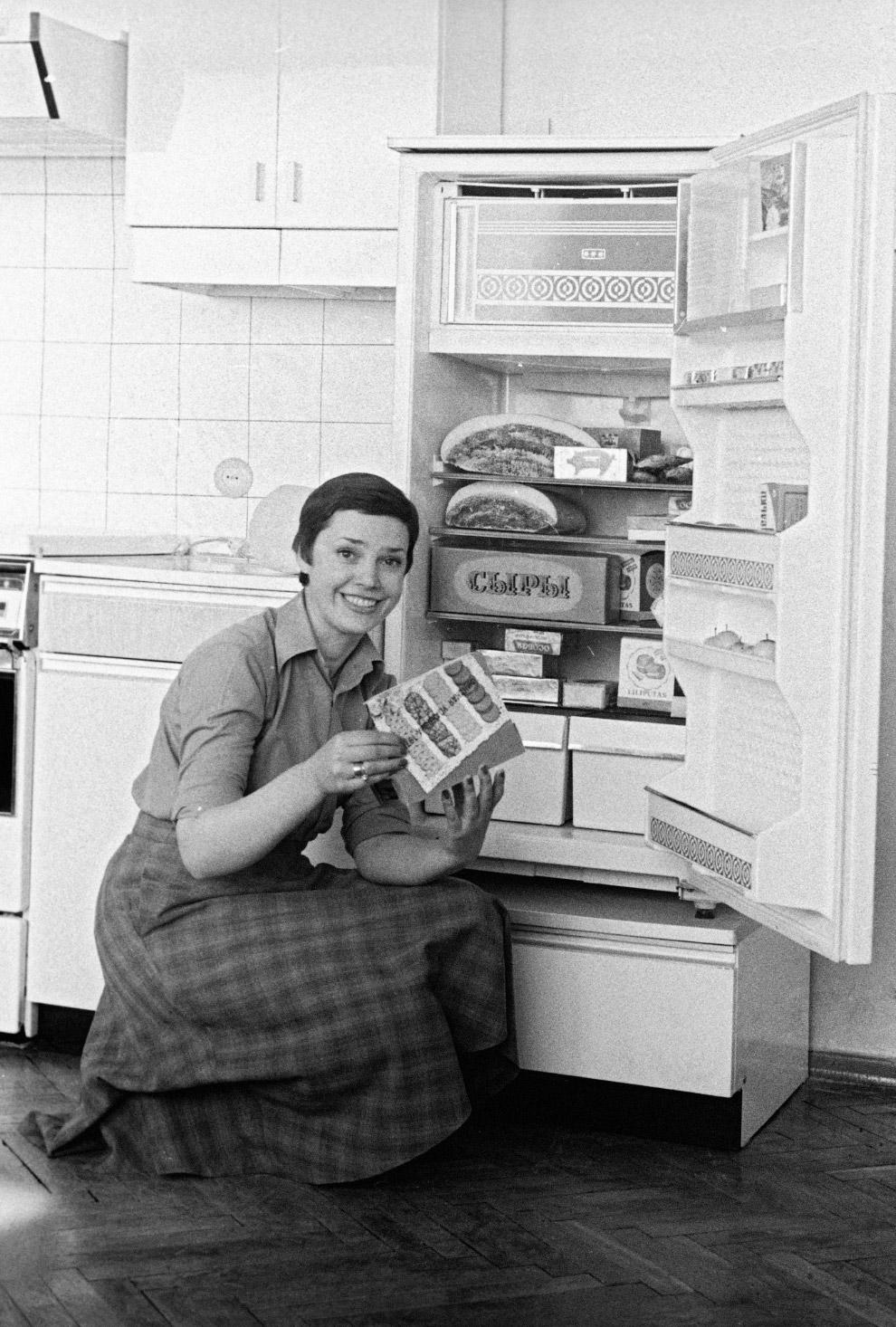 Легендарные холодильники Минского завода