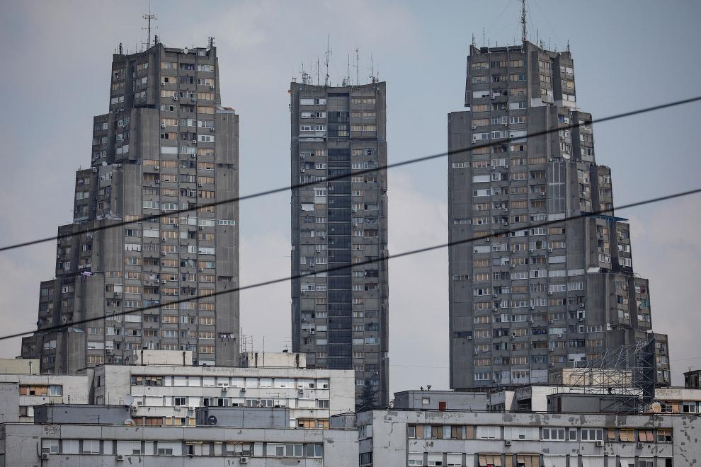Комплекс многоквартирных домов «Восточные городские ворота»