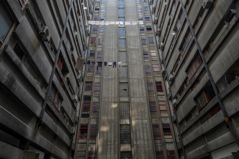 Квартал 23 в Белграде, Сербия