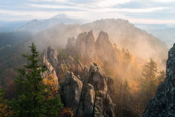 Национальный парк «Таганай»
