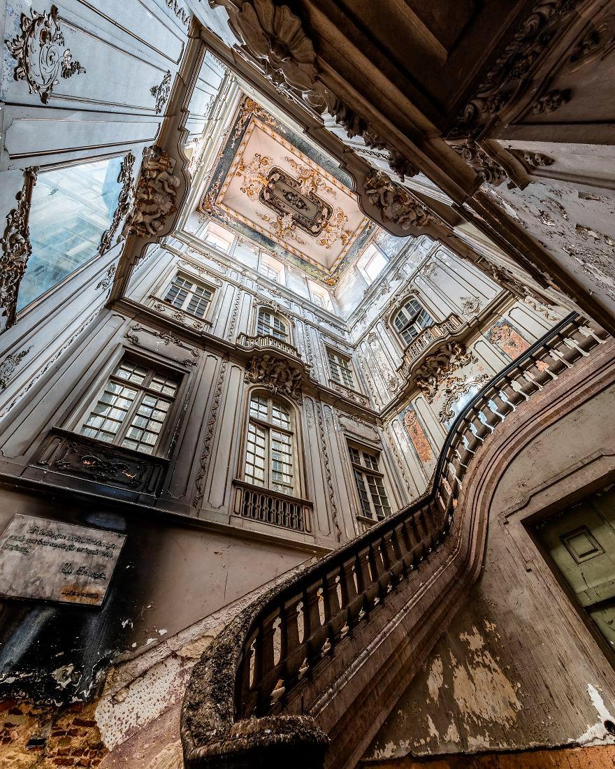 Дворец в Португалии