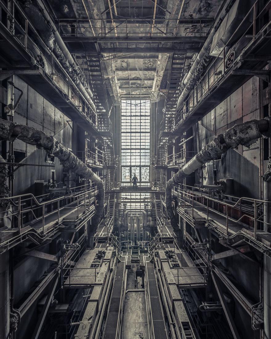 Завод из «Бегущего по лезвию»