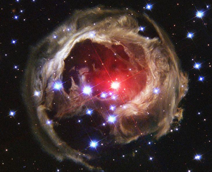 Космический календарь телескопа Хаббл 2019
