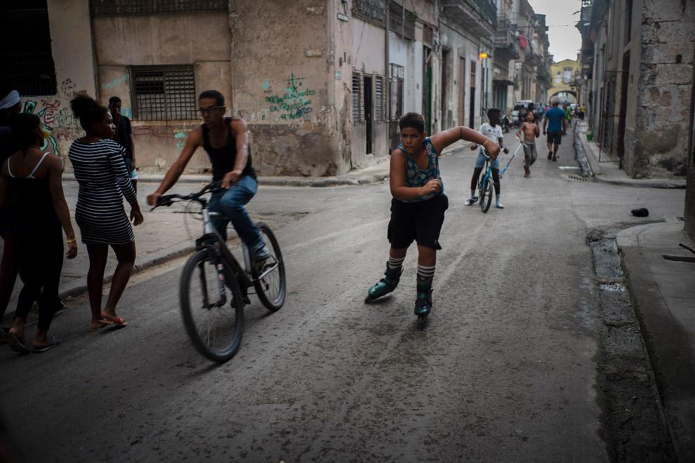 Старая Гавана — исторический центр Гаваны, столицы Кубы