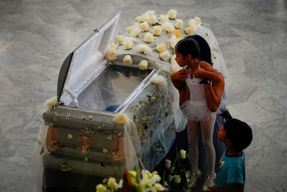 Прощание с кубинской прима-балериной