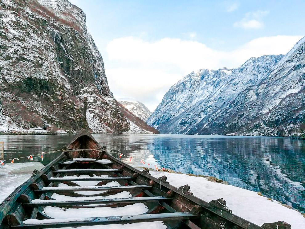 Норвезька фіорд