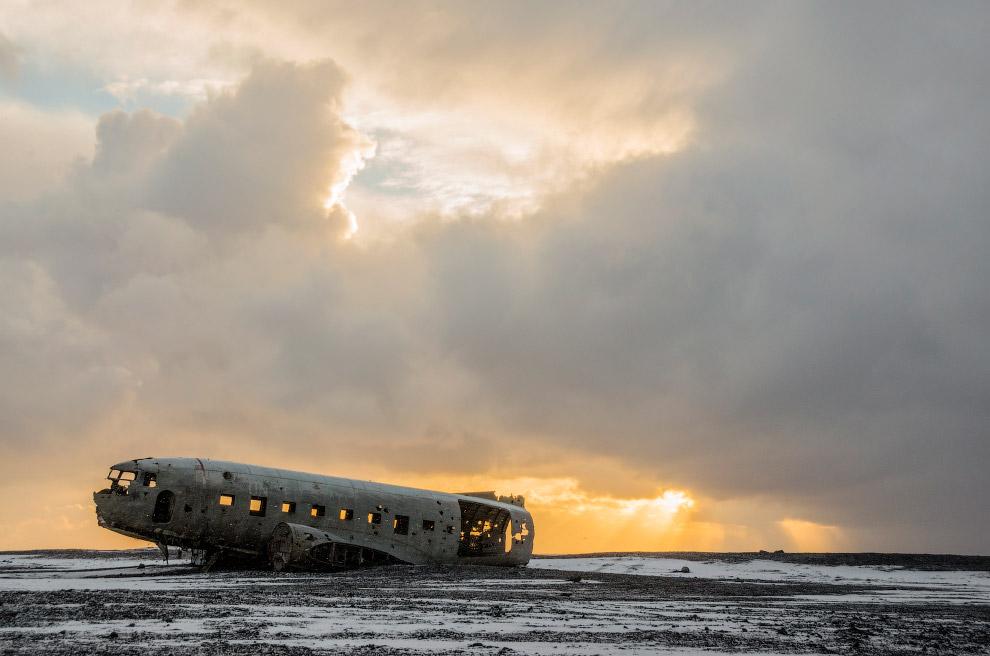 Неожиданная вещь в Исландии
