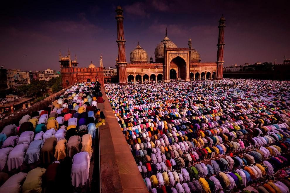 Соборная мечеть, Джами-масджид урду