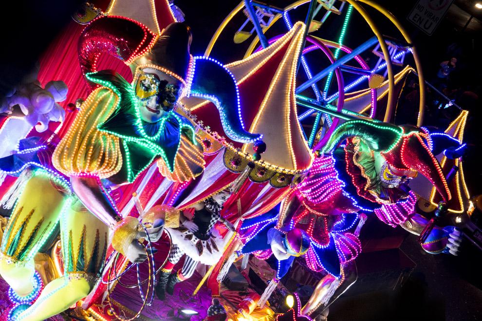 Фестиваль света в Сан-Хосе, Коста-Рика