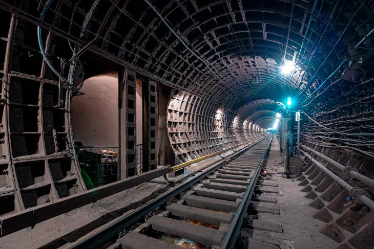 Тунелі метро часів Великої Вітчизняної війни