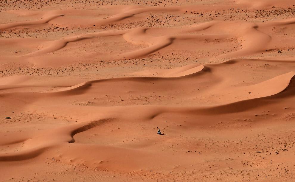 Ралли Дакар 2020, 6-й этап