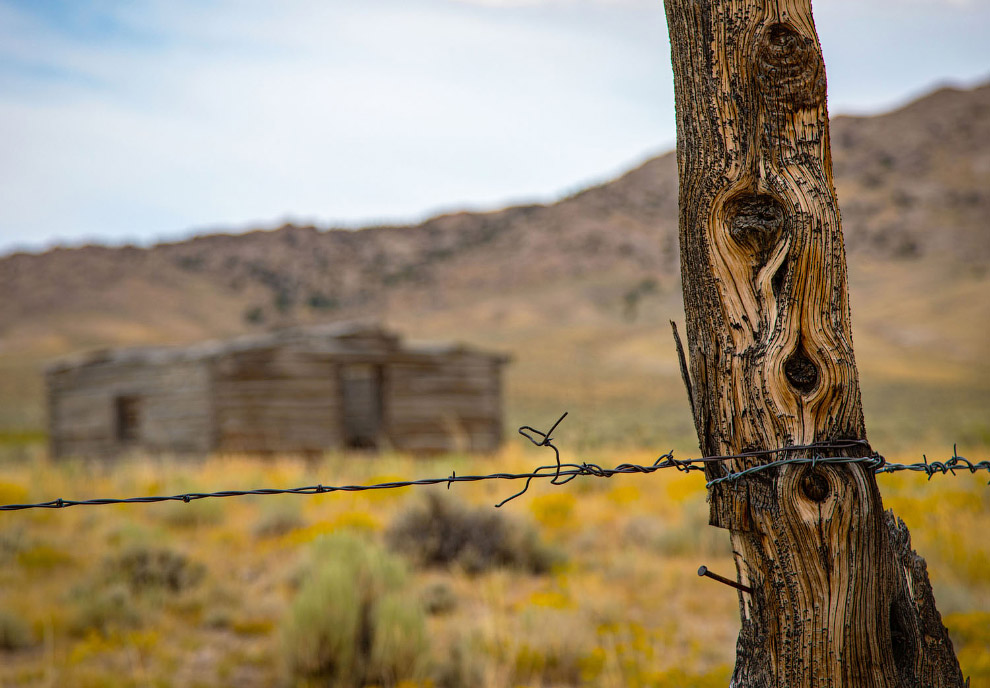 Заброшенное ранчо