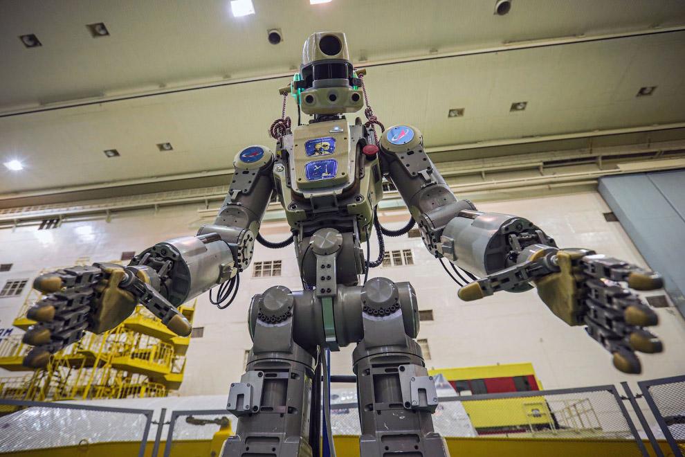 Робот Федор (позывной Skybot F-850)