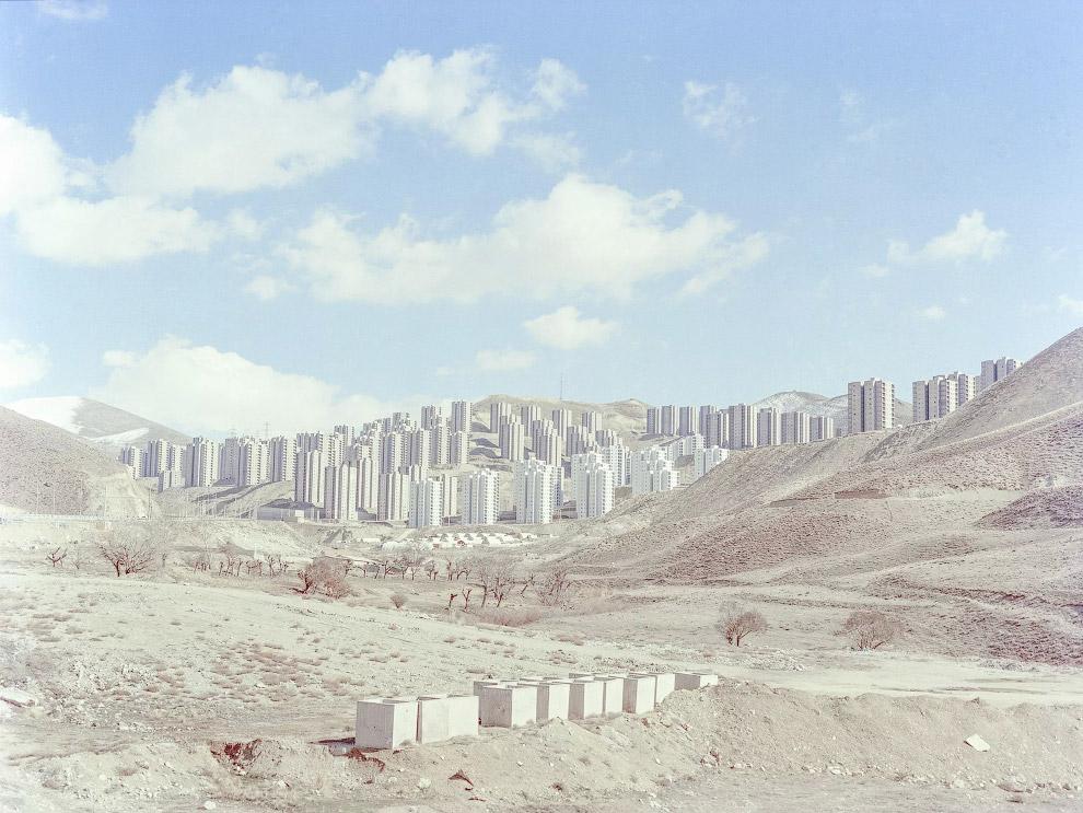 Пардис, Иран