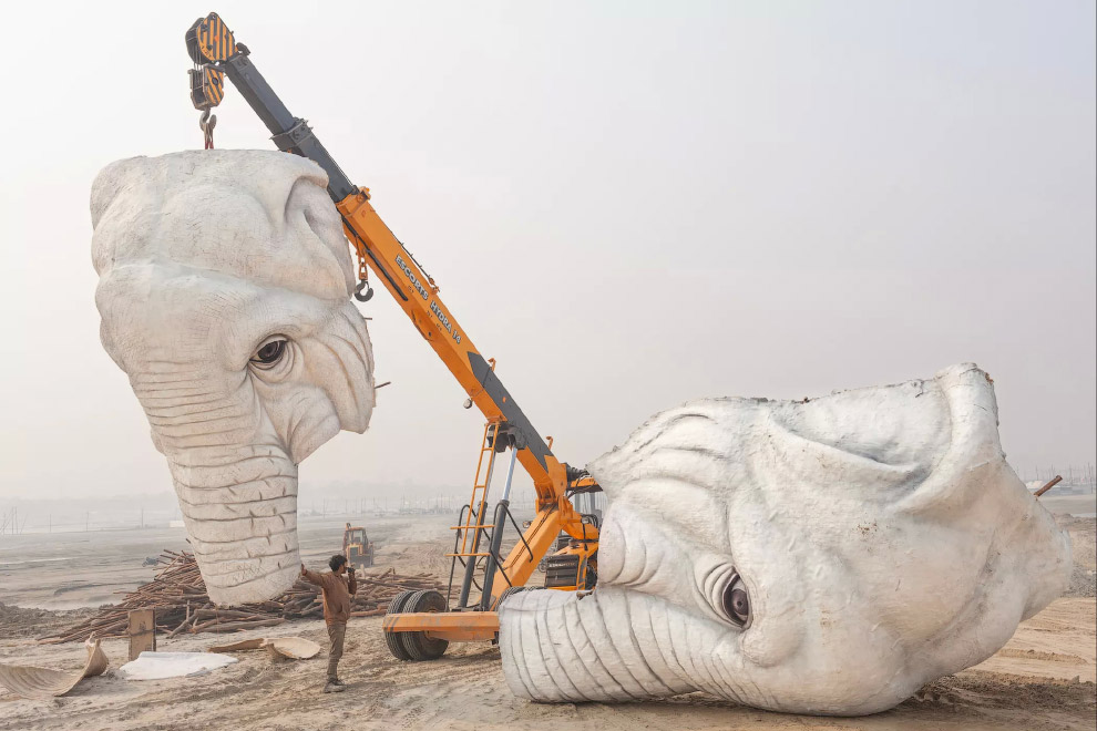 Индийские скульптуры