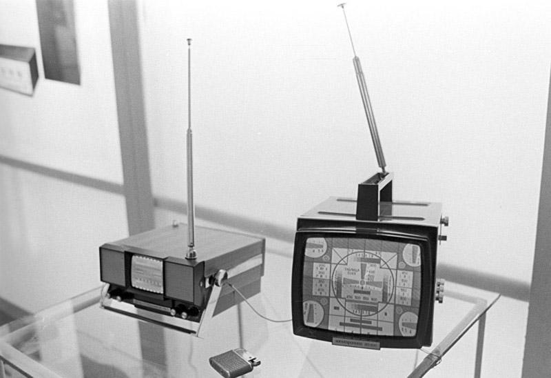 Телевизоры «Электроника-50» «Электроника ВЛ-100».