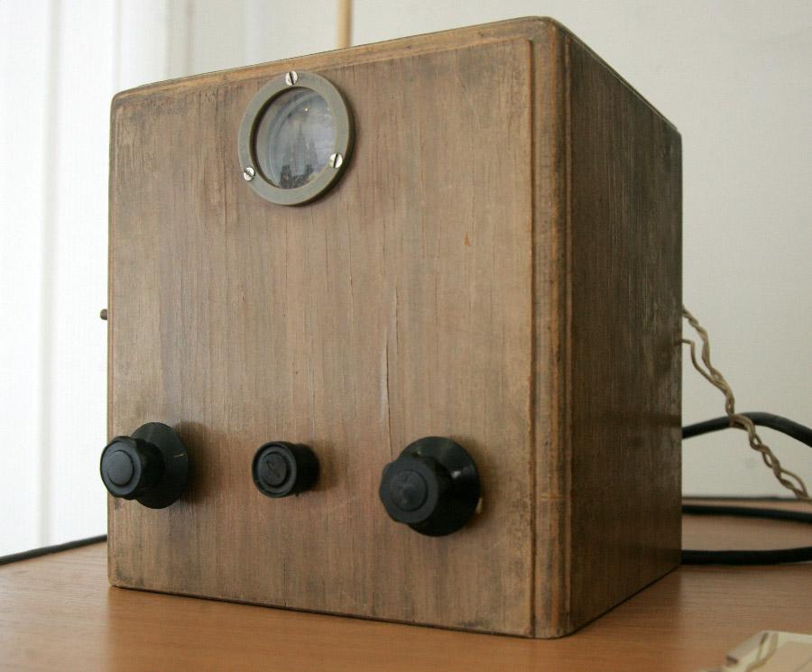 Б-2 — первый советский серийный телевизор