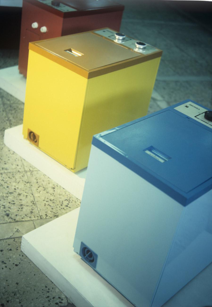 стиральная машина-автомат «Эврика»