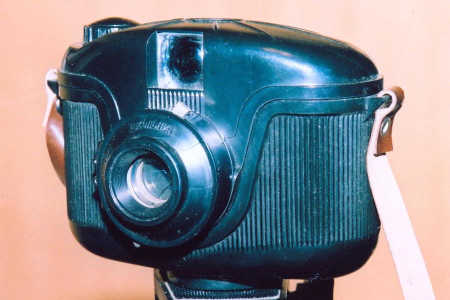 «Школьник» — среднеформатная бокс-камера