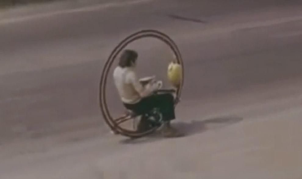 Интроцикл 1976 год