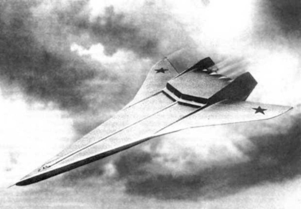 Cамолет-лодка Т-203