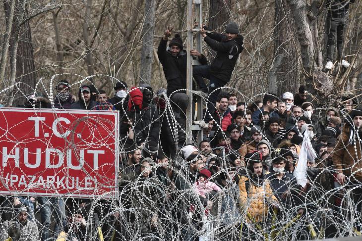 Греко-турецкая граница