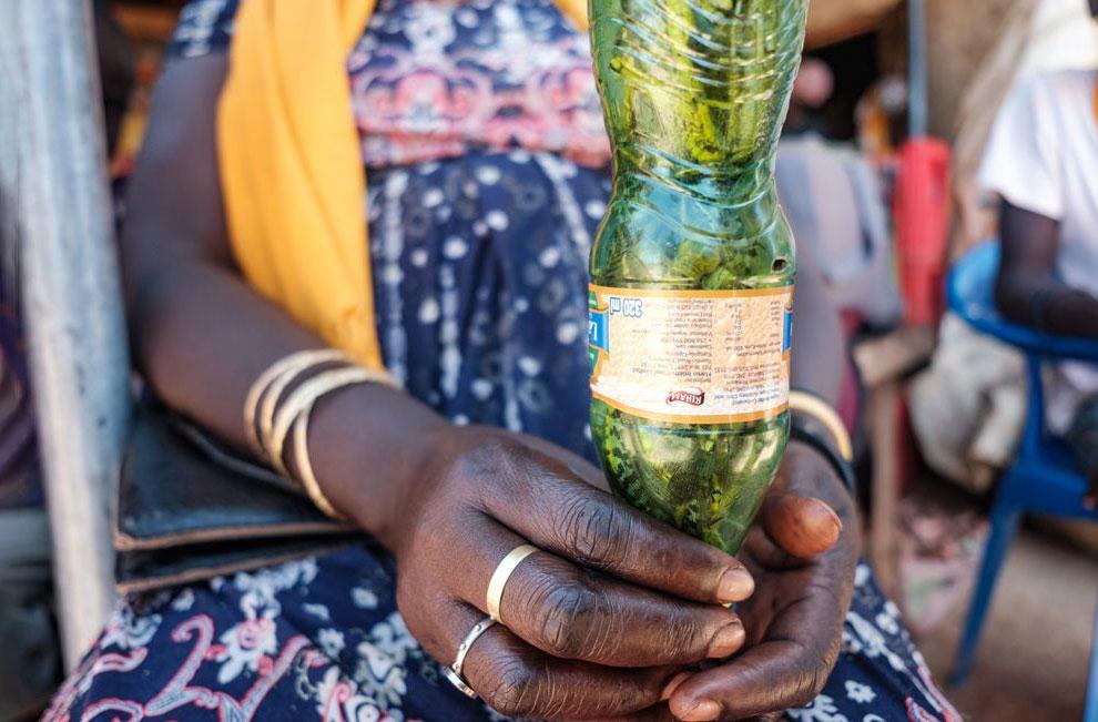 Саранча в Африке 2020