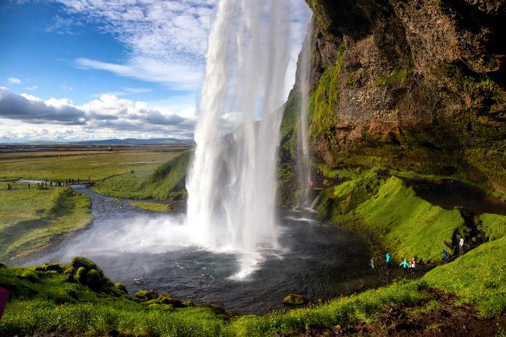 Остров Исландия: по пути на Большую Землю