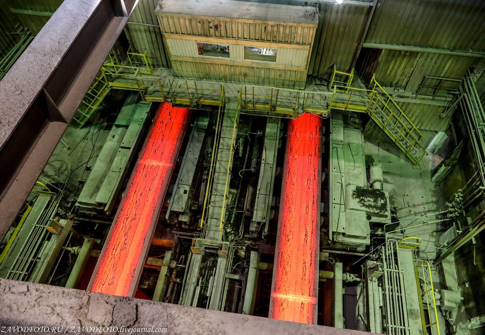 Череповецкий металлургический комбинат. Экскурсия