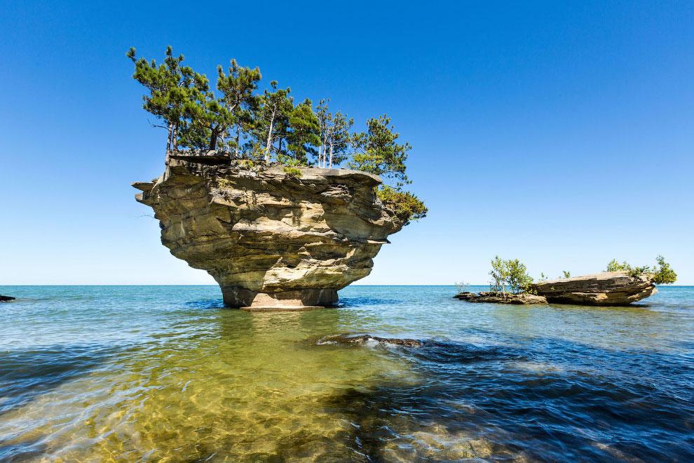Прекрасный островок
