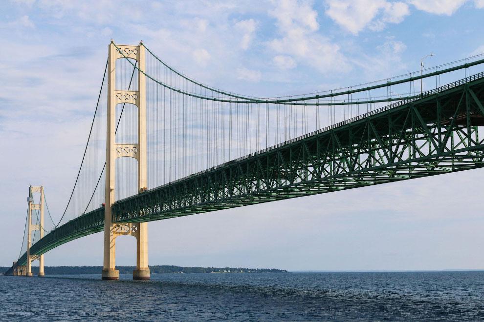 Мост Макинак