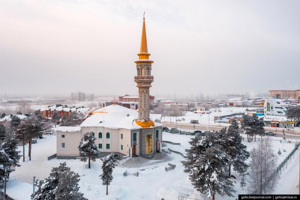 Соборная мечеть Сургута