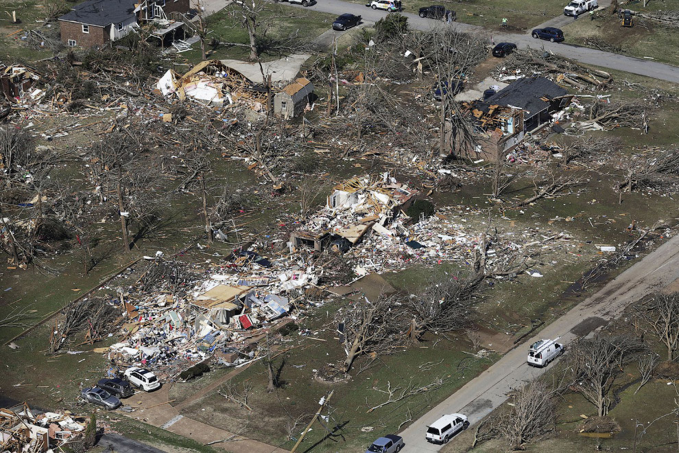 Полная разруха. Штат Теннесси