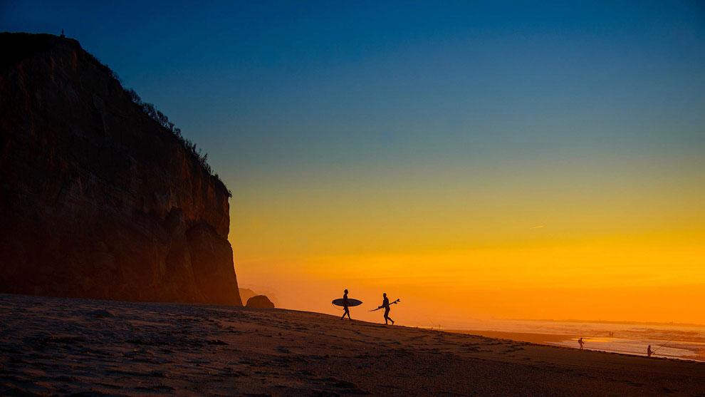 Португальский закат