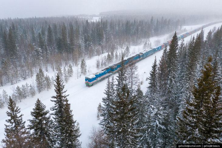 Железные дороги Якутии — магистраль до сурового Севера