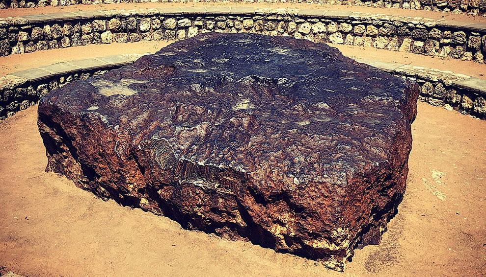 Самые известные метеориты, упавшие на Землю | ФОТО НОВОСТИ