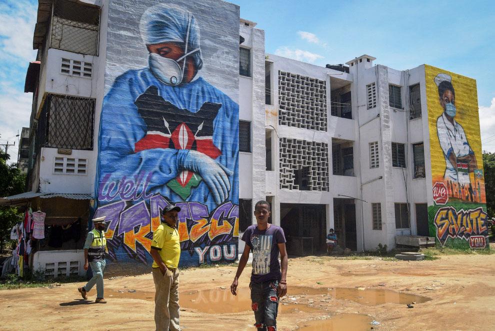 Virus Outbreak Kenya