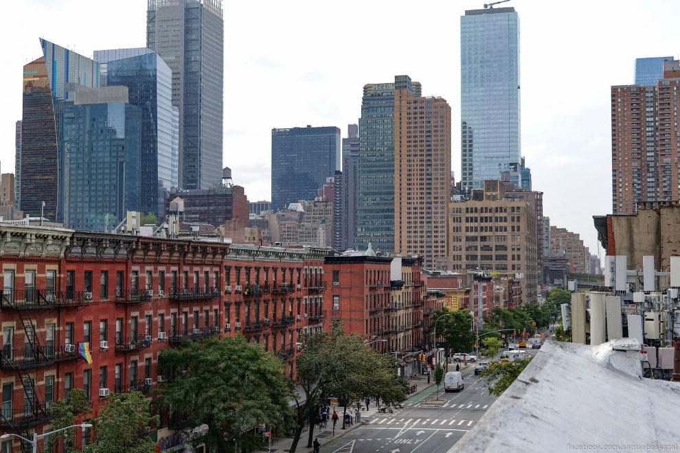 Жилые кварталы манхэттена оаэ квартиры