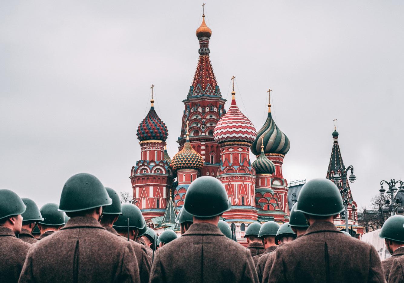 Собор Василия Блаженного, Красная площадь, Москва