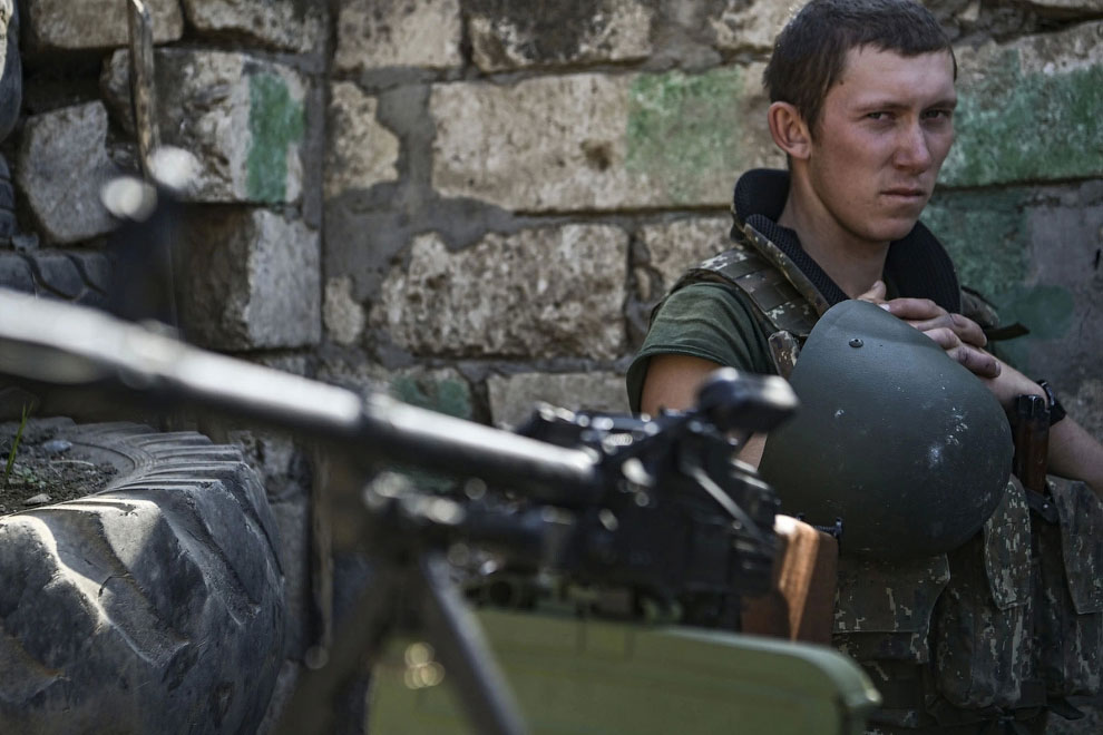 Армянский солдат