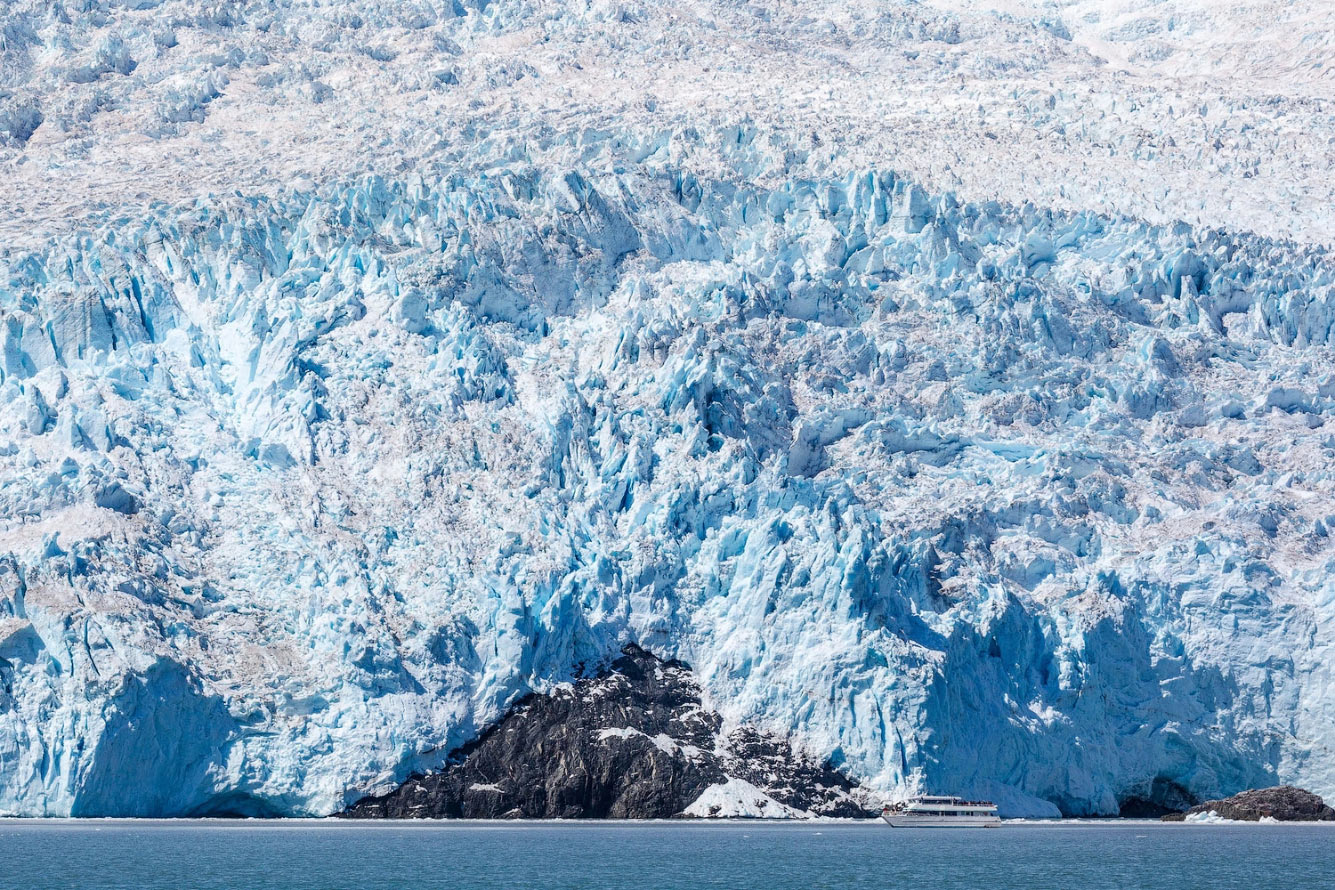 Ледник Aialik