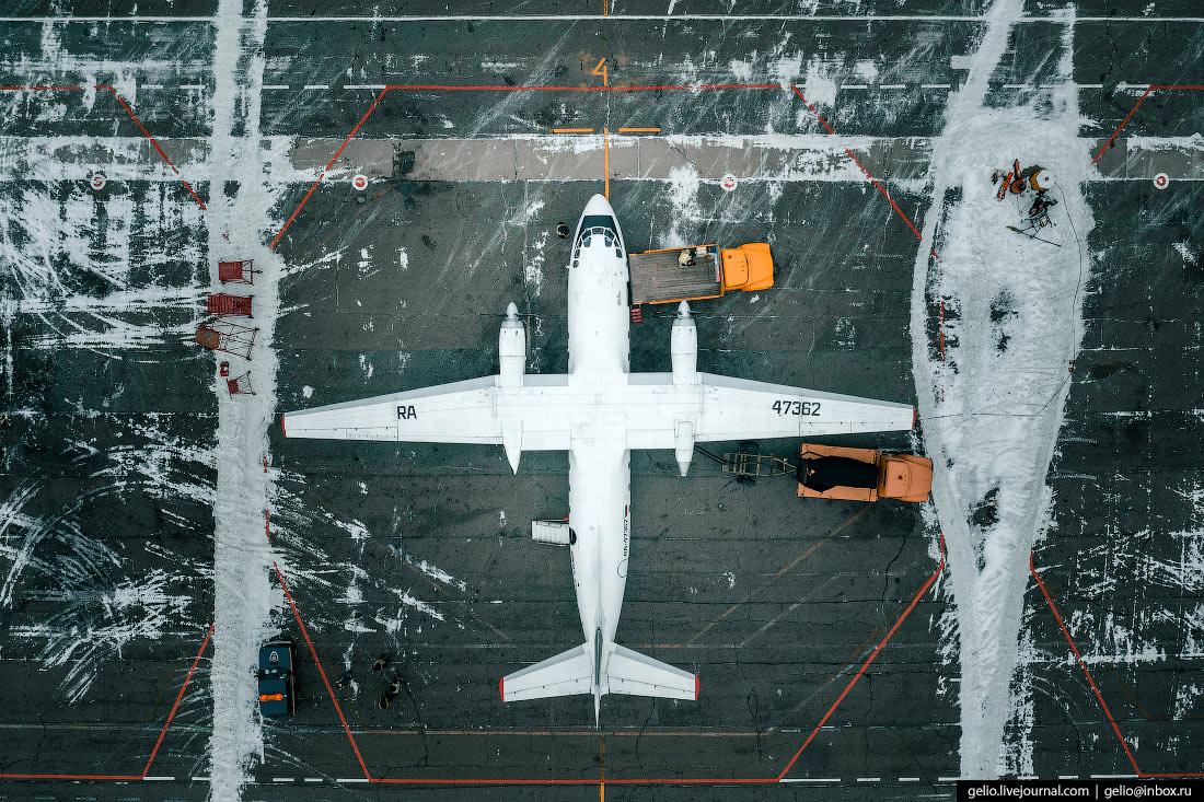 Турбовинтовой самолет АН-26Б-100