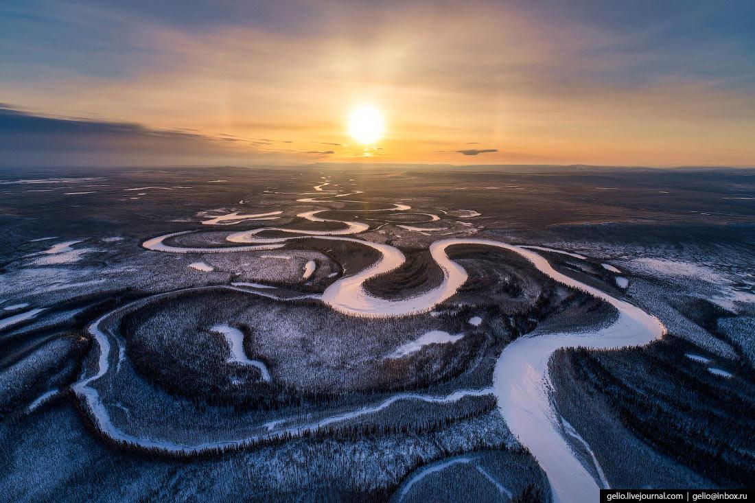 Река Иритка