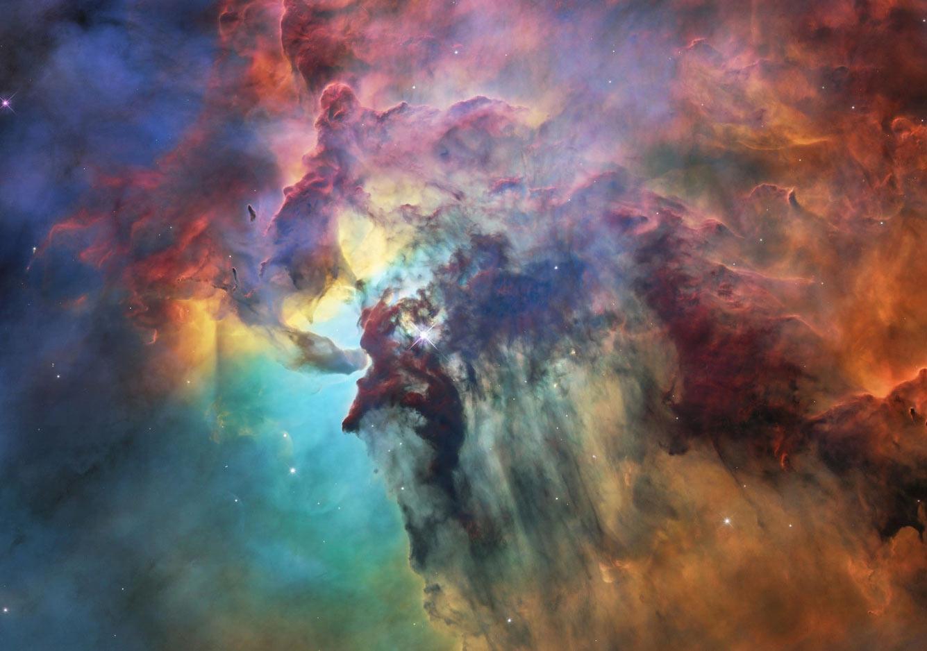 Туманность Лагуна