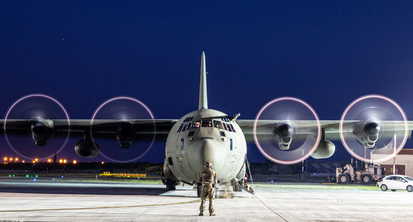 Локхид C-130 «Геркулес»
