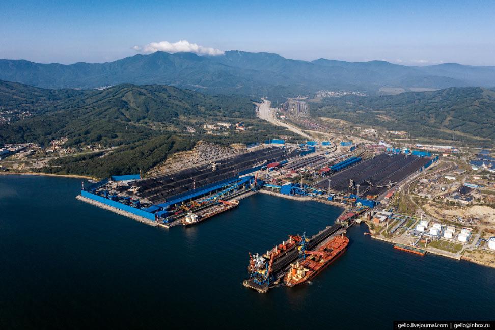 Угольный терминал «Восточный Порт»