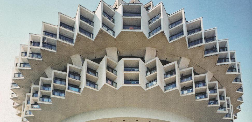 Невероятные здания времён СССР